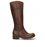 wolky high boots 04477 moher 32430 cognac leather