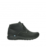 wolky lace up boots 06602 onani 11000 black nubuck