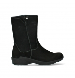 wolky comfort shoes 01578 sole wp 16000 black nubuck