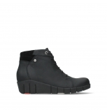 wolky ankle boots 01776 chicago 10000 black nubuck