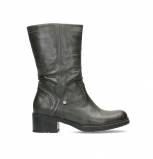 wolky mid calf boots 01261 edmonton 30210 anthracite leather