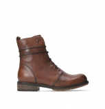wolky mid calf boots 04432 murray 20430 cognac leather