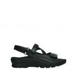 wolky sandalen 03925 lisse 35000 black leather