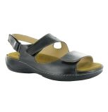 wolky sandals u 00315 liana 30000 black leather