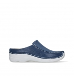 wolky slippers 06250 seamy slide 15820 denim nubuck