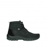 wolky lace up boots 04725 jump winter 50000 black oiled nubuck