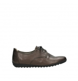 wolky lace up shoes 00126 luzern 81300 brown metallic leather