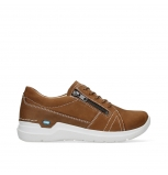 wolky lace up shoes 06609 feltwell 11410 tobacco brown nubuck