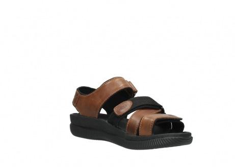 wolky heren sandalen 00722 active men 30430 cognac leather_16