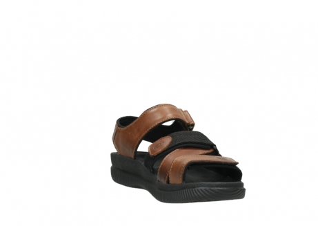 wolky heren sandalen 00722 active men 30430 cognac leather_17