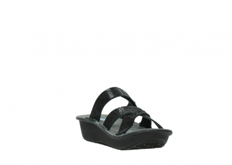 wolky slippers 00878 barbados 70000 black canals_17