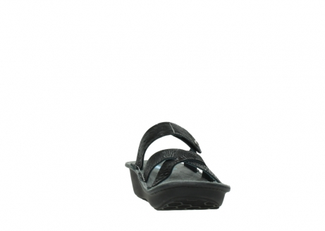 wolky slippers 00878 barbados 70000 black canals_18