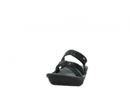 wolky slippers 00878 barbados 70000 black canals_20