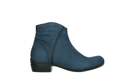 wolky ankle boots 00952 winchester 13800 blue nubuckleather_1