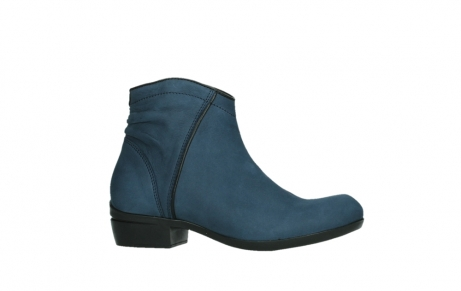 wolky ankle boots 00952 winchester 13800 blue nubuckleather_2