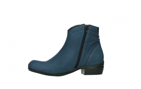 wolky ankle boots 00952 winchester 13800 blue nubuckleather_12