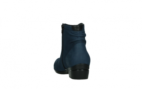 wolky ankle boots 00952 winchester 13800 blue nubuckleather_18