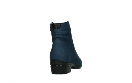 wolky ankle boots 00952 winchester 13800 blue nubuckleather_20