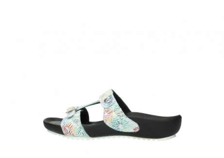 wolky slippers 01002 oleary 70980 white multi nubuck_2