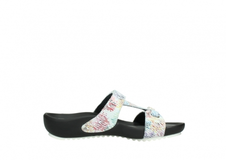 wolky slippers 01002 oleary 70980 white multi nubuck_13