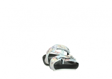 wolky slippers 01002 oleary 70980 white multi nubuck_18