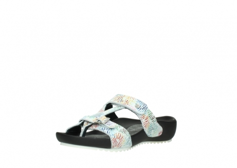 wolky slippers 01002 oleary 70980 white multi nubuck_22