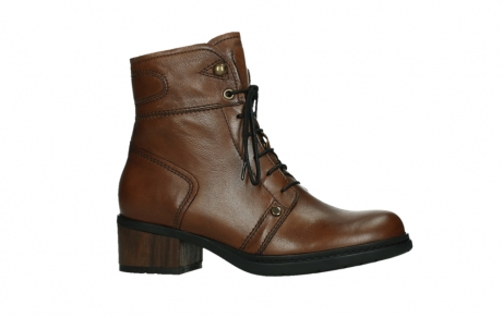 wolky lace up boots 01260 red deer 20430 cognac leather_2
