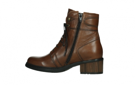 wolky lace up boots 01260 red deer 20430 cognac leather_14