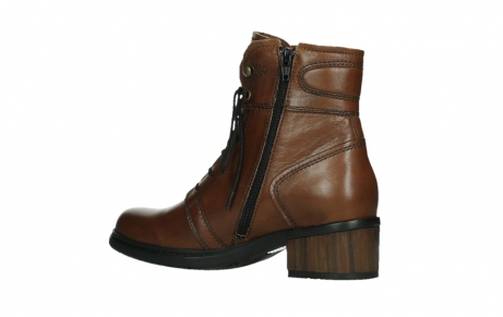 wolky lace up boots 01260 red deer 20430 cognac leather_15