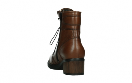 wolky lace up boots 01260 red deer 20430 cognac leather_18