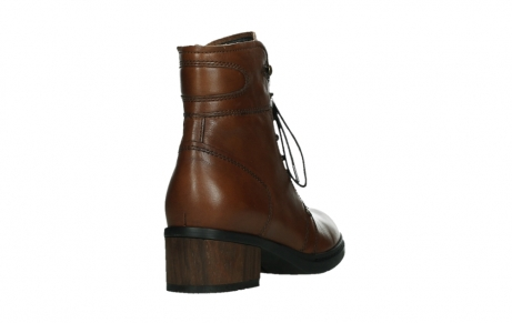 wolky lace up boots 01260 red deer 20430 cognac leather_21