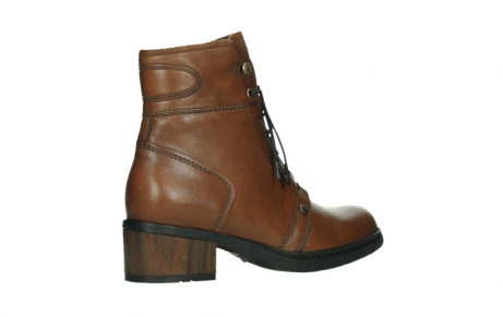 wolky lace up boots 01260 red deer 20430 cognac leather_23