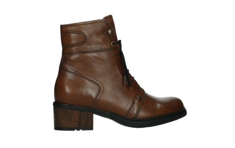 wolky lace up boots 01260 red deer 20430 cognac leather_24