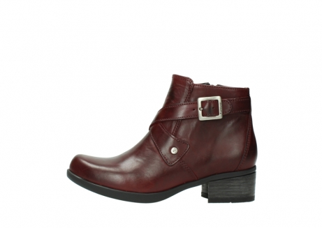 wolky ankle boots 01375 vecchio 30512 bordo leather_1