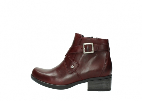 wolky ankle boots 01375 vecchio 30512 bordo leather_2