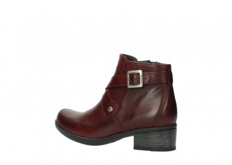 wolky ankle boots 01375 vecchio 30512 bordo leather_3