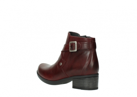 wolky ankle boots 01375 vecchio 30512 bordo leather_4