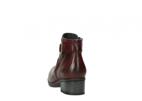 wolky ankle boots 01375 vecchio 30512 bordo leather_6