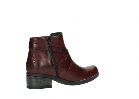 wolky ankle boots 01375 vecchio 30512 bordo leather_11