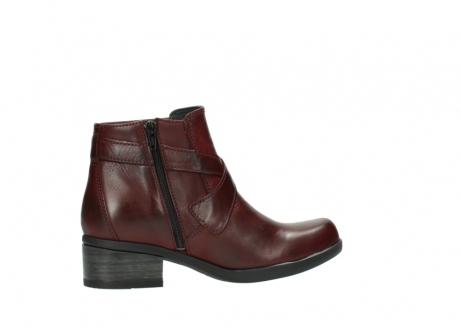 wolky ankle boots 01375 vecchio 30512 bordo leather_12