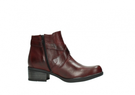 wolky ankle boots 01375 vecchio 30512 bordo leather_14