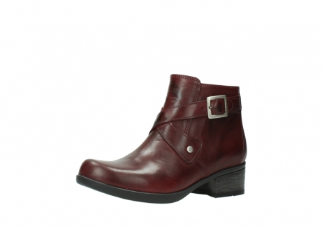 wolky ankle boots 01375 vecchio 30512 bordo leather_23