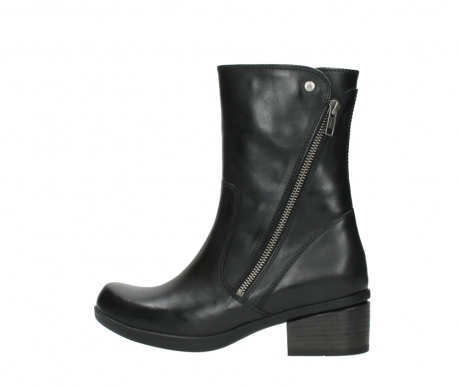 wolky mid calf boots 01376 rialto 30002 black leather_2