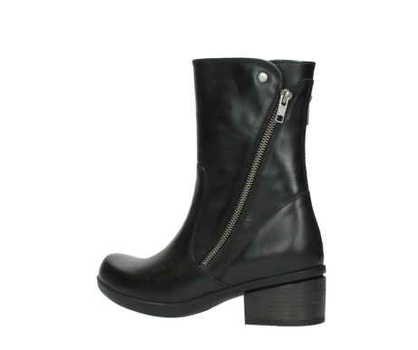 wolky mid calf boots 01376 rialto 30002 black leather_3