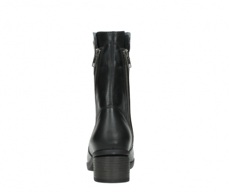 wolky mid calf boots 01376 rialto 30002 black leather_7