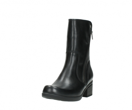 wolky mid calf boots 01376 rialto 30002 black leather_21