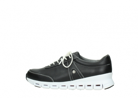 wolky lace up shoes 02050 nano 20000 black leather_2