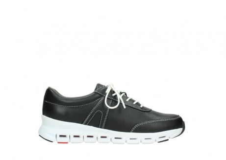 wolky lace up shoes 02050 nano 20000 black leather_13