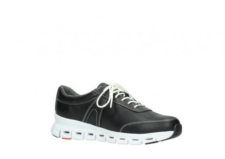 wolky lace up shoes 02050 nano 20000 black leather_15