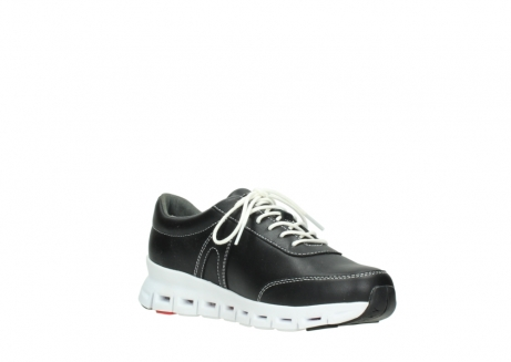 wolky lace up shoes 02050 nano 20000 black leather_16